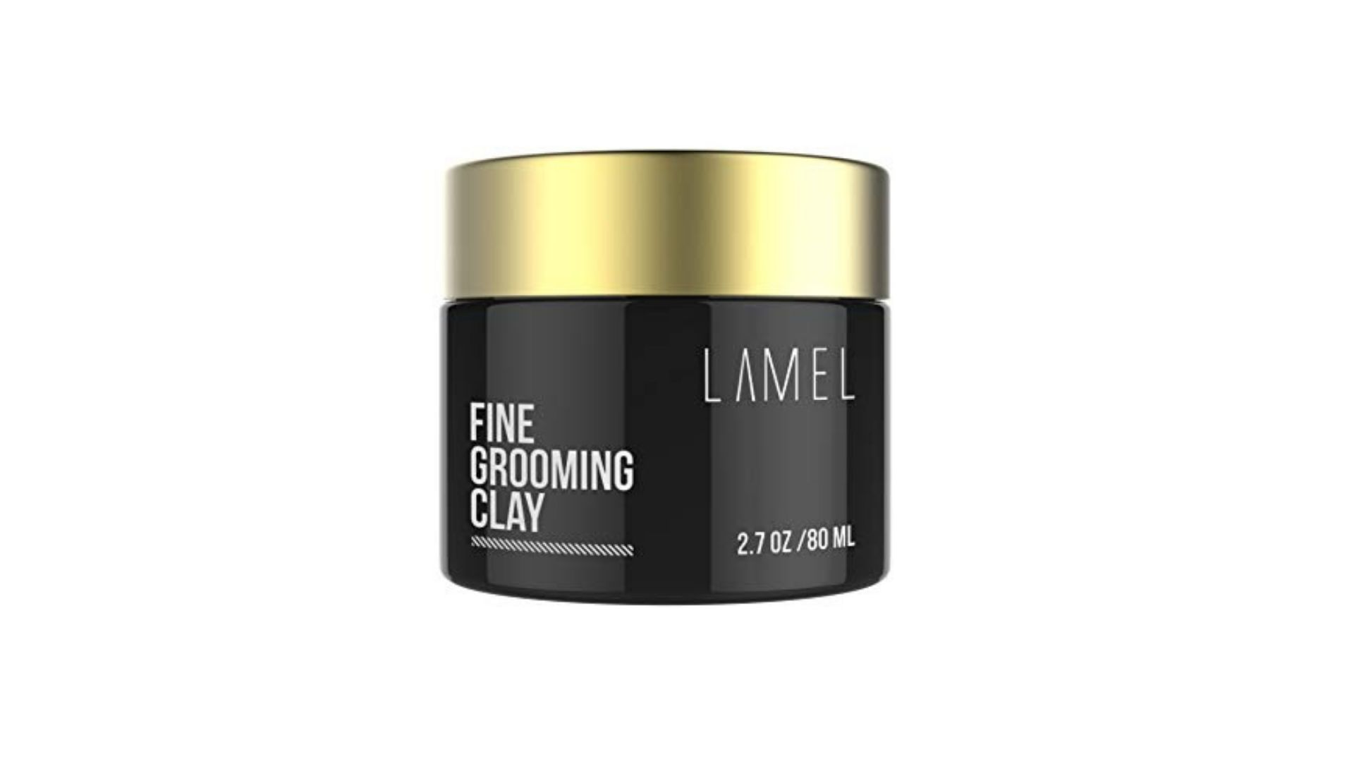 Best Hair Clay For Men - Lamel Fine Grooming Clay