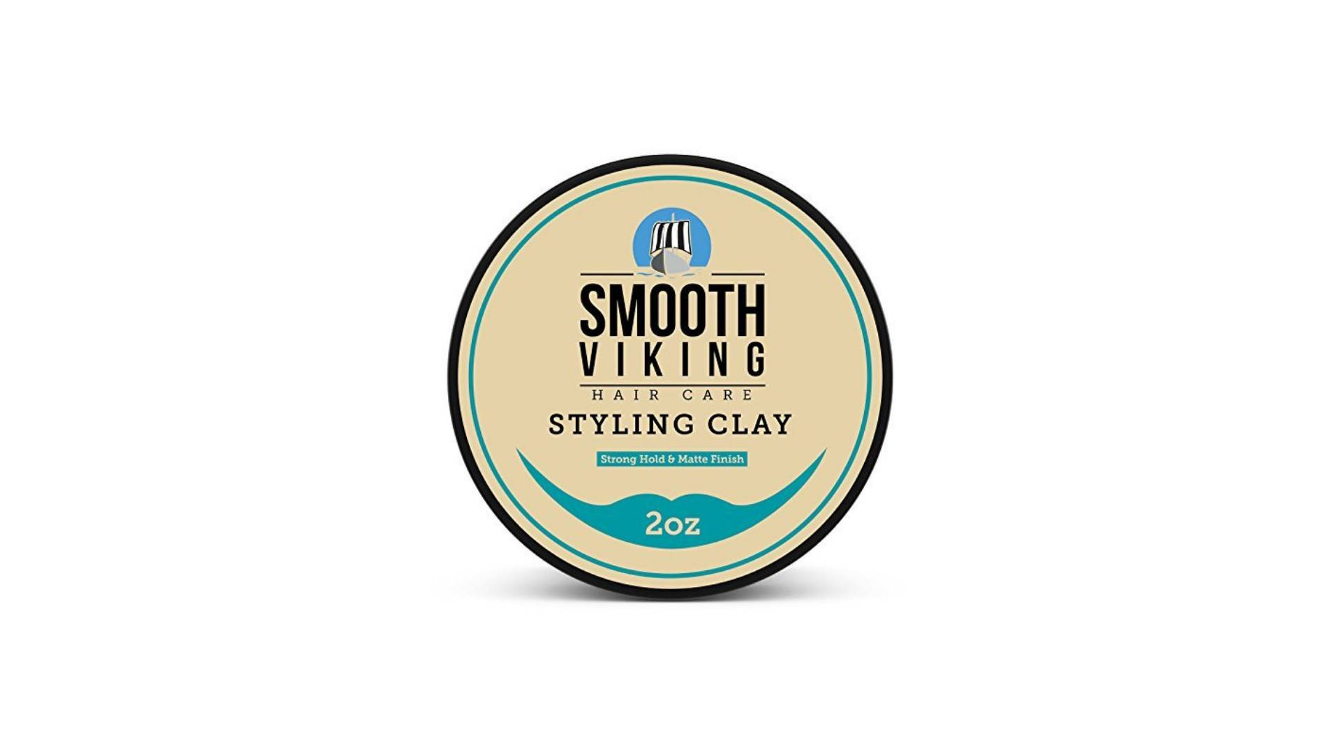 Best Hair Clay For Men - Smooth Viking